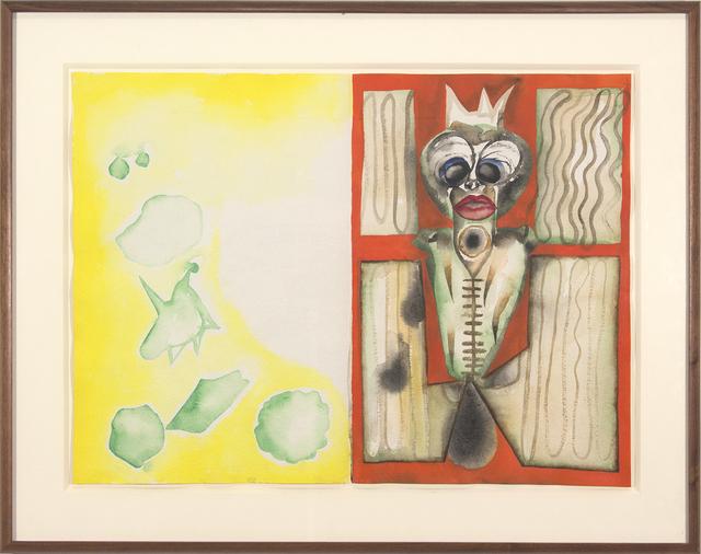 , 'Untitled (Jamaican Suite),' 1990, Sperone Westwater