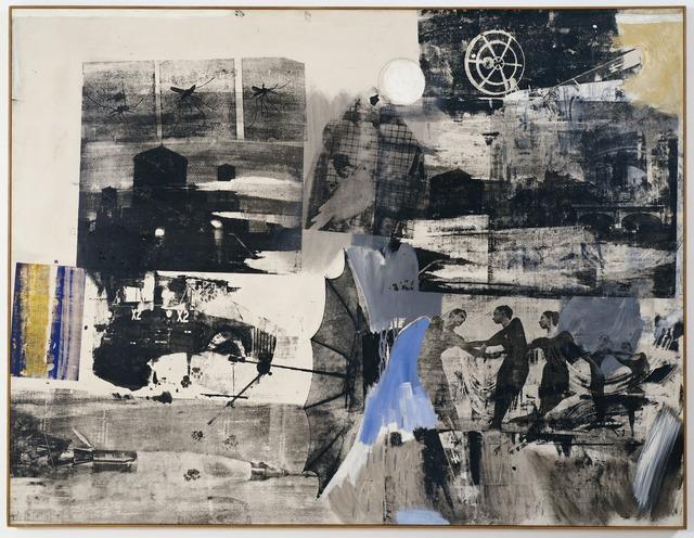 Robert Rauschenberg, 'Scanning', 1963, San Francisco Museum of Modern Art (SFMOMA)