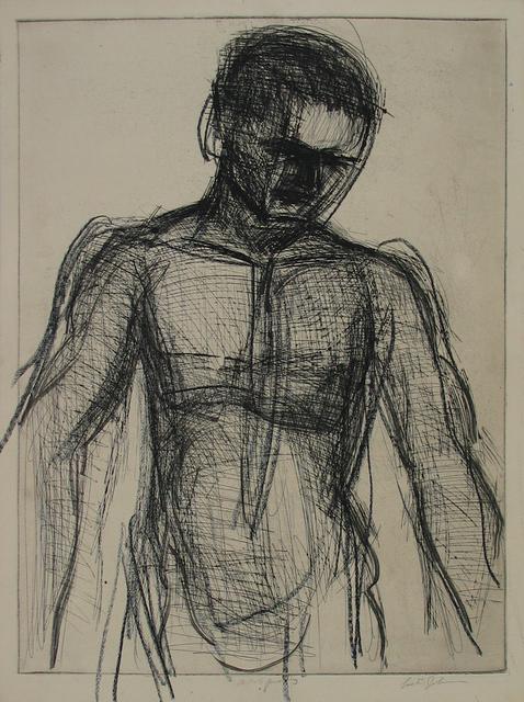 , 'Milford Figure,' 1967, Albert Merola Gallery