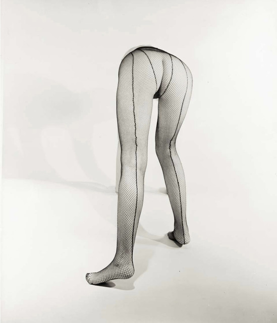 , 'Fishnet Stocking Nude, New York,' 1944-1945, Corkin Gallery