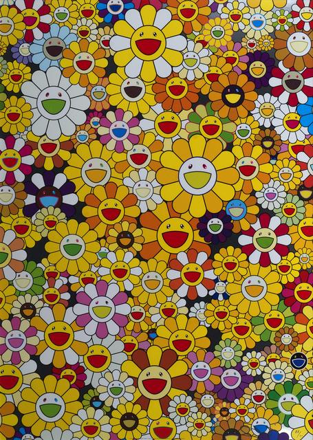 Takashi Murakami, 'An Homage to Monogold, 1960A', 2012, Roseberys