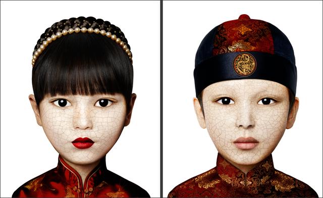 , 'Porcelain Dynasty,' 2015, Emmanuel Fremin Gallery