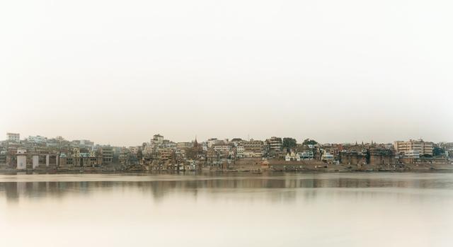 , 'Ganga (Ganges) I, Banaras,' 2008, Danziger Gallery