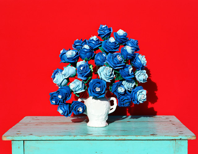 , 'El Que Quiere Azul Celeste Que Le Cueste,' 2011, De Soto Gallery