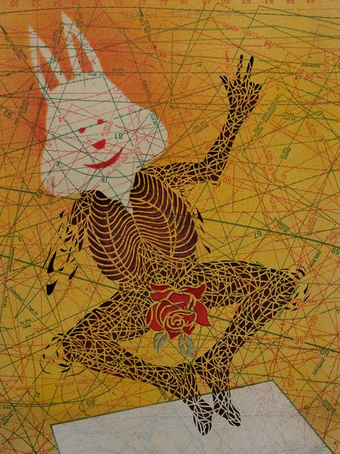 , '3,' 2016, C.A.M Galeri
