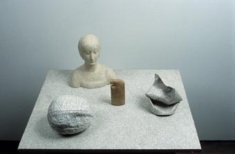 , 'Nature morte II,' 1981, Galerie Ernst Hilger