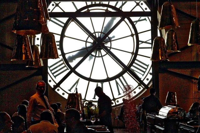 , 'Clock at Musée d'Orsay,' , Gallery Valentine