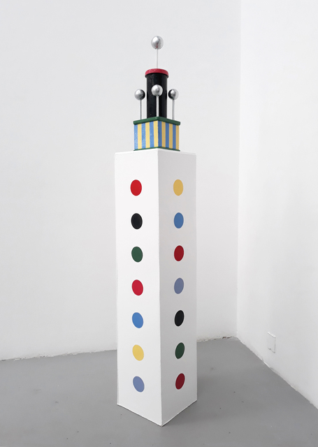 , 'Totem (Siren),' 2018, JGM Gallery