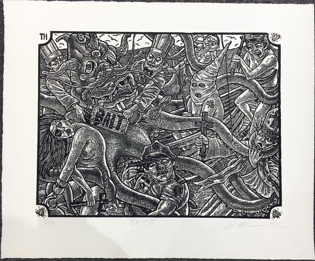 , 'Bait II,' 2013, Duane Reed Gallery