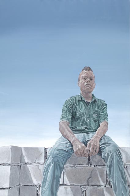 , 'Mpatchi,' 2017, Elmarsa