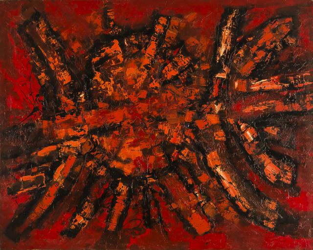 , 'Thrusting Reds,' 1959, Whitford Fine Art