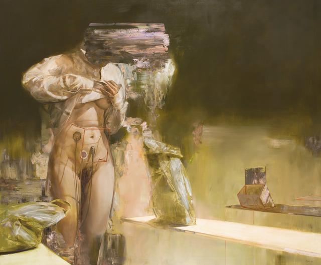 Mozes Incze, 'Truly', 2017, Léna & Roselli Gallery