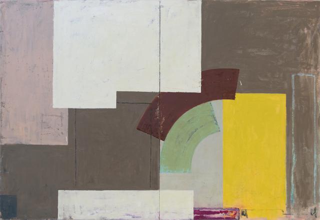 , 'Threshold,' 2017, Cob