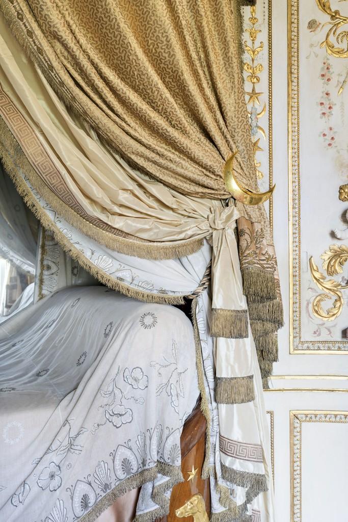 Boudoir Turc © RMN- château de Fontainebleau - Adrien Didierjean