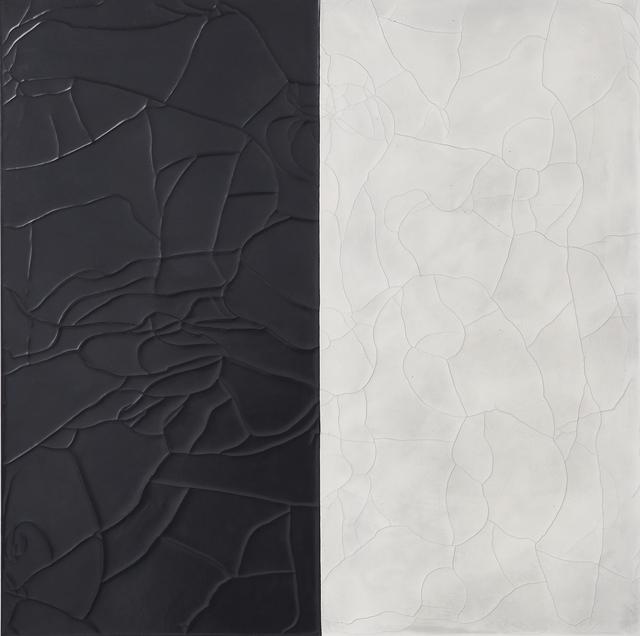 , 'Lamp Black Divided,' , bo.lee gallery