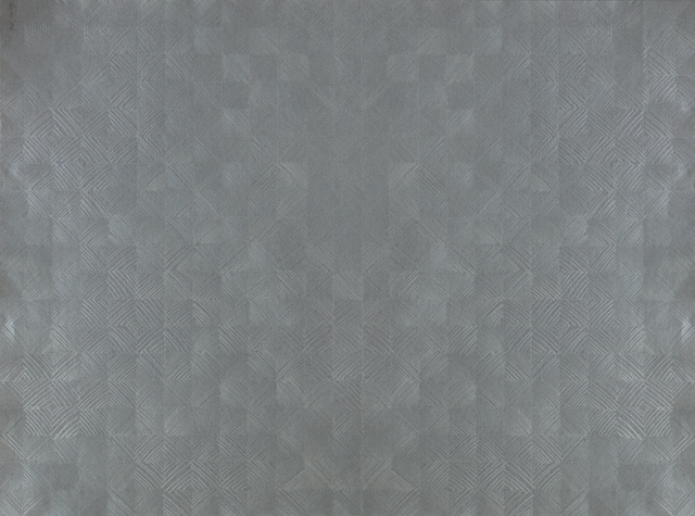 , 'Silver Grid (961221-A),' 1996, Heather Gaudio Fine Art