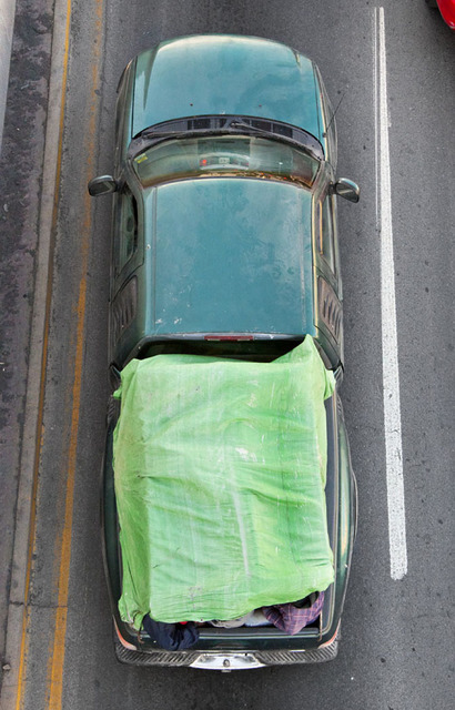 , 'Car Poolers #13,' 2011-2012, Kopeikin Gallery