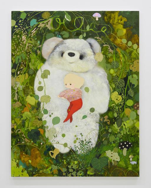 , ' Little Bear's Bed,' 2018, Tomio Koyama Gallery