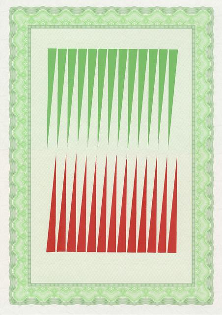 , 'De la serie Artesanías Modernas (6),' , Oficina #1