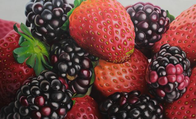 , 'Berries,' 2017, DATG Concept