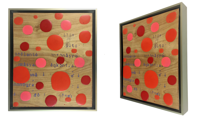 , 'Polka Dots No. 20,' 2016, FP Contemporary