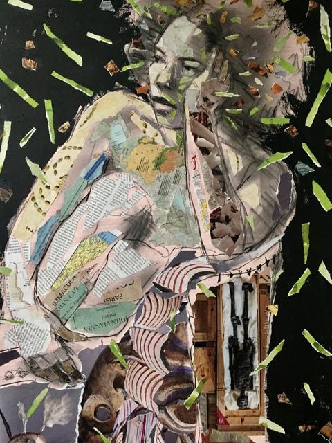, 'Ancestry,' 2018, Tabla Rasa Gallery