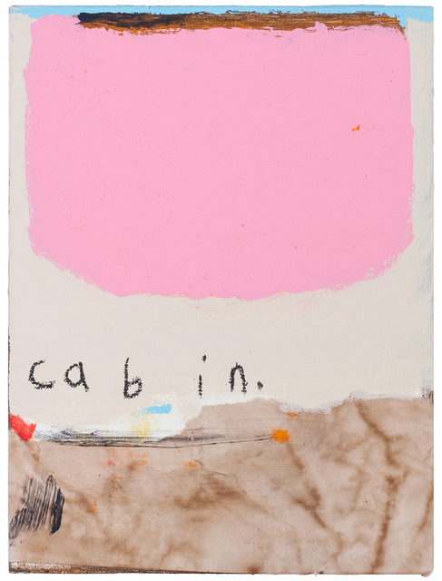 , 'Cabin,' 2016, The Road Gallery