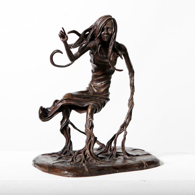Hobbes Vincent, 'Tree Girl', 2010, Jen Mauldin Gallery
