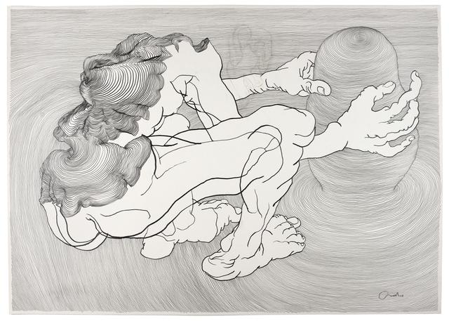 , 'Graphite #8,' 2012, V1 Gallery