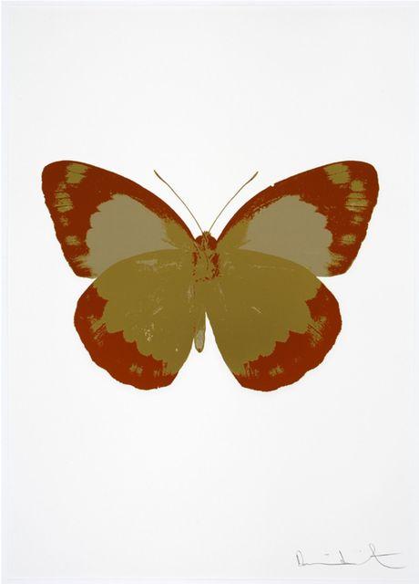 , 'The Souls II - Oriental Gold - Prairie Copper - Cool Gold,' 2010, Samuel Owen Gallery