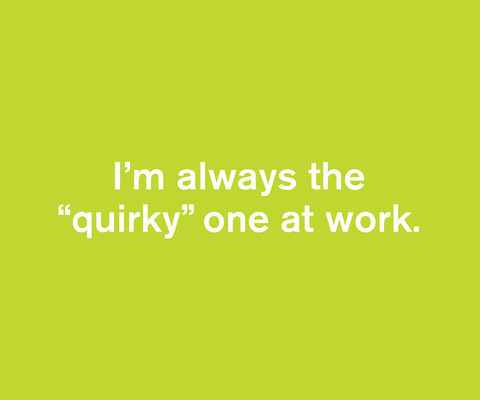 , 'The Thoughts in My Head #37: Quirky,' , ArtStar