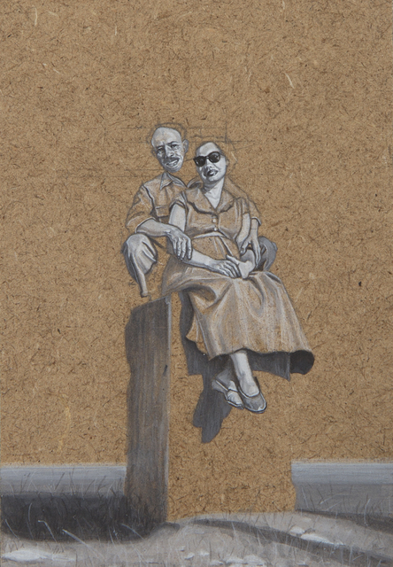 , 'Vefa Tebessumu,' 2014, Mixer