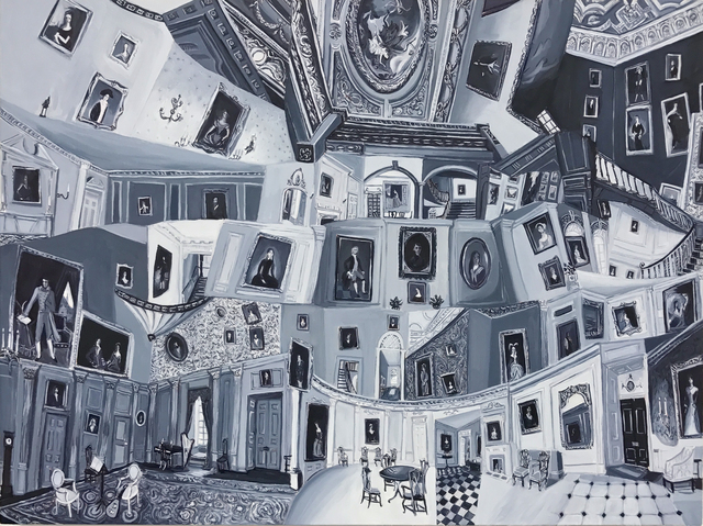 , 'Still with Us,' 2017, SILAS VON MORISSE gallery