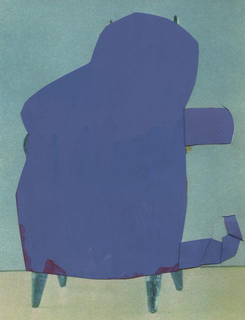 , 'Untitled (figure 8),' 2017, The Ravestijn Gallery