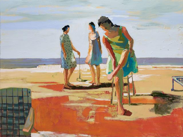 , 'Play,' 2017, Sue Greenwood Fine Art