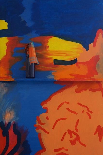 """, '""""Quand le soleil s'éteint 3"""",' 2018, Espace D'art Contemporain 14N 61W"""