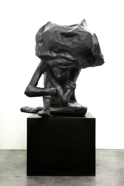, 'Les Assis #4,' 2011, artsawa