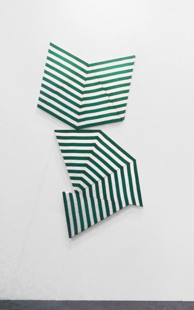 Alek O., 'Tangram (Cat)', 2011, (blank), Stretched Cotton Fabric from a Parasol, Frutta
