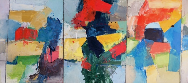 , 'Annex,' 2017, Cerulean Arts