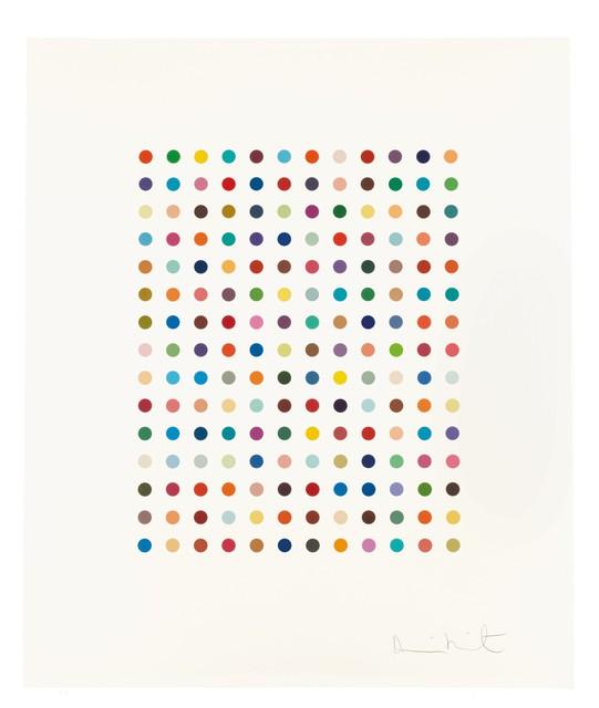 Damien Hirst, 'Ethidium Bromide Aqueous Solution', 2005, Fine Art Mia