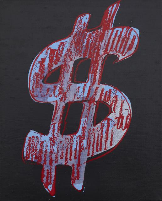 , 'Dollar Sign,' ca. 1981, Lévy Gorvy