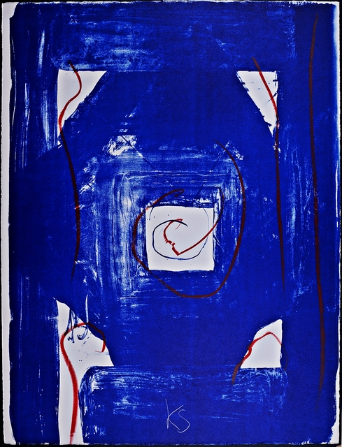 Kimber Smith, 'Untitled Abstract Expressionist Lithograph', 1967, Alpha 137 Gallery