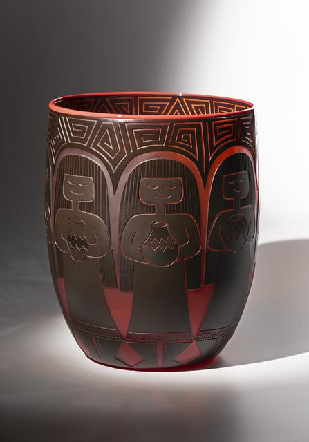 , 'Pueblo Potters,' 2018, Blue Rain Gallery