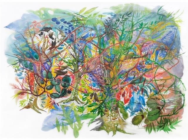 , 'Arborescencias IV,' 2013, OSME Gallery