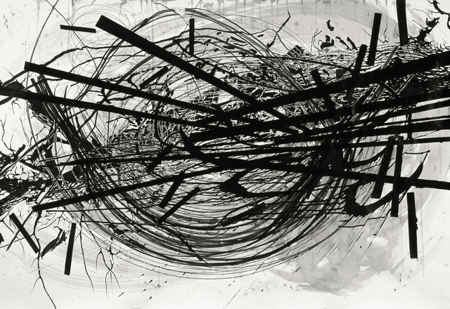 , 'Cosmic Rifts #30,' 2010, Galleri Bo Bjerggaard