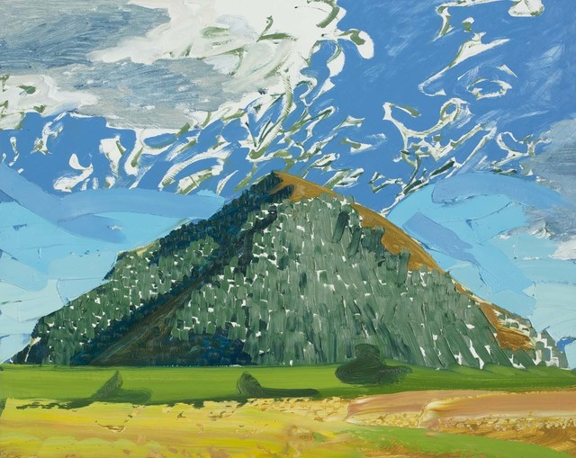 , 'January 24, 2012: Mt. Alfred, Glenorchy, New Zealand, 72° F,' , Gerald Peters Gallery Santa Fe