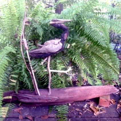 Larry Ringgold, 'Heron', Zenith Gallery