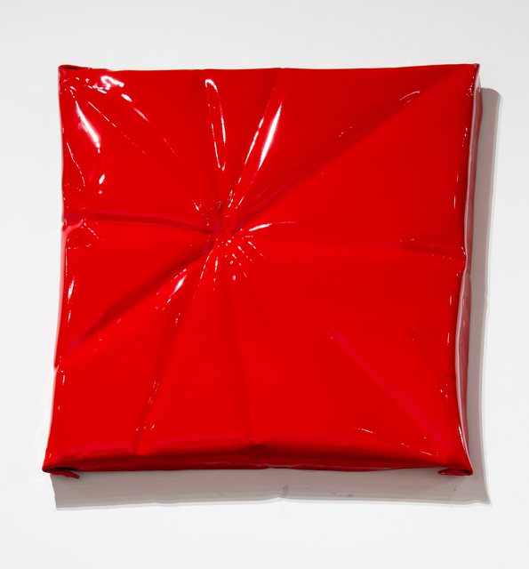 , 'Untitled (red) ,' 2018, DENK Gallery