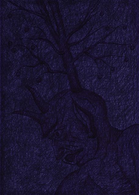, 'Het denken van het verbodene / Thinking the Forbidden,' 1986, Magazzino