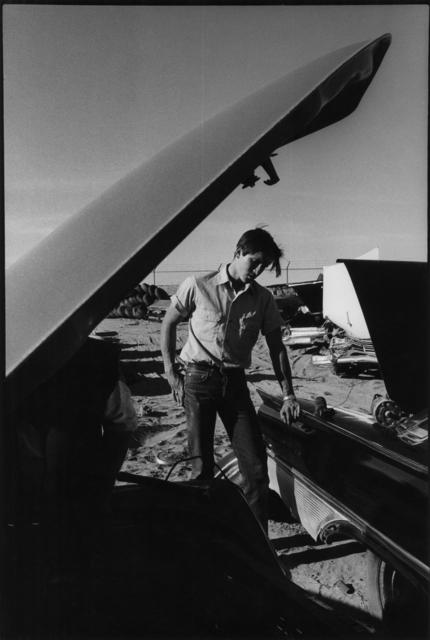 , 'ABQ, Auto Graveyard,' 1971, Etherton Gallery
